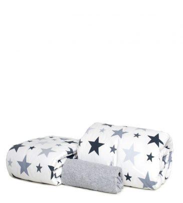 סט למיטת תינוק - כוכבים