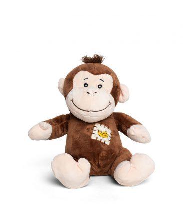 בובת ספארי רכה - קוף